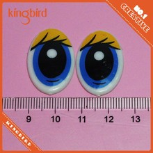 Craft DIY toys Plastic wiggly eye for Doll Eyes