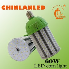 CE RoHs approval high power 60 watt led corn lamp