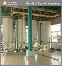 10-3000T/D Crude Sunflower Oil Refinery Plant