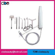 Mini máquina de alta frecuencia cuidado de la piel equipo de la belleza kd-8050