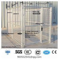 dog panels portable fence panels dog kennel fence panel Temporary Dog Kennel Fencing