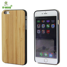 """Bulk buy case cover bamboo for iPhone 6 5.5"""",for iphone 5 bamboo wooden case"""