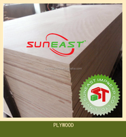 waterproof commercial grade plywood okoume plywood sheet,ply board for flooring
