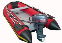 2015 hot sale Rubber Boat with Electric Motor for Inflatable Boat