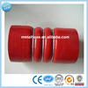 Silicone steel wire reinforce hose/silicone rubber hose with metal ring