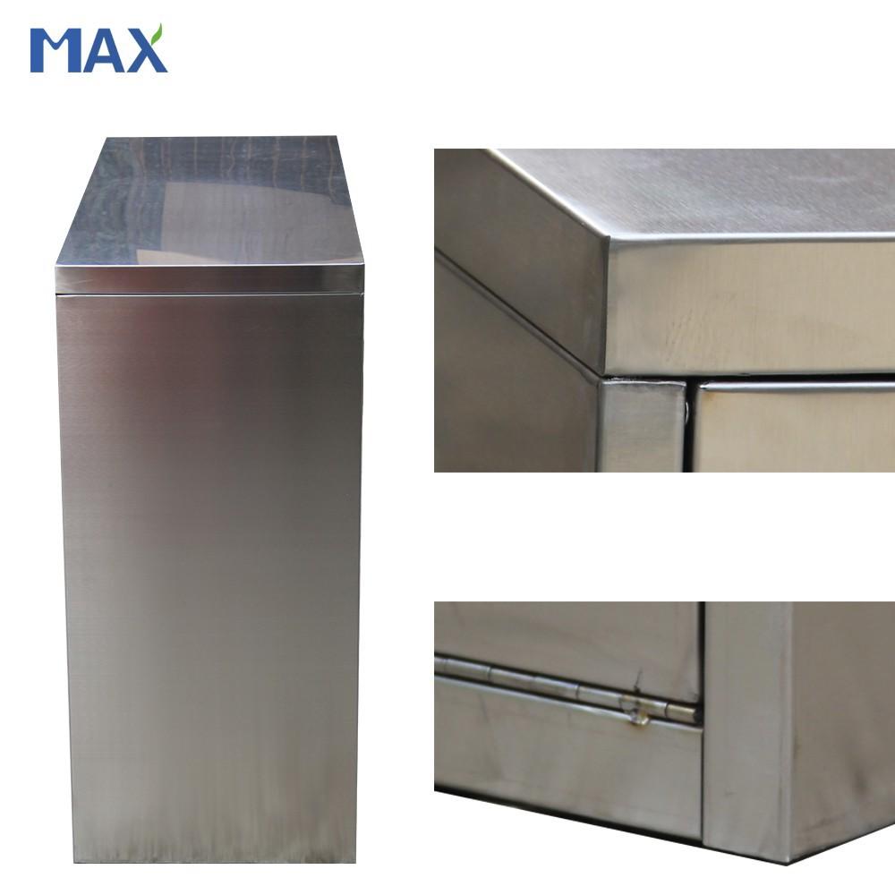 max hot verkaufen edelstahl recycling m lltonne made in china m lleimer produkt id 60028530694. Black Bedroom Furniture Sets. Home Design Ideas