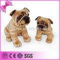 de la felpa adorable bulldog bebé súper blando bulldog de peluche del perro de peluche