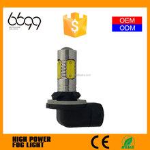 high power 7.5w 12V auto fog light