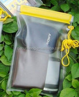 2015 cheap coulorful transparent pvc bag with handle/ pillow case/ clear pvc bg