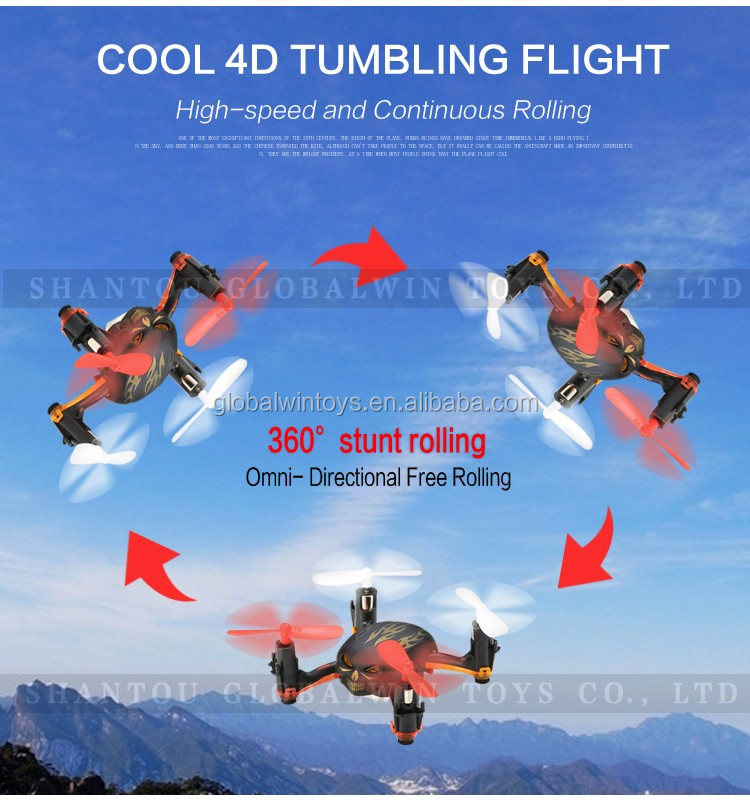 GLOBAL DRONE GW008 2.4g 4ch 6axis remote control ufo aircraft drone quadcopter with a-key return function.jpg