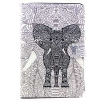 Fashion design flip leather case for ipad mini 2 mini 3, anchor wallet stand case for ipad mini