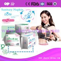 ultra thin type napkin pad film super sex