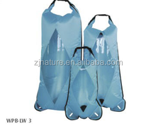 2015 fashion 100% waterproof light weight dry bags