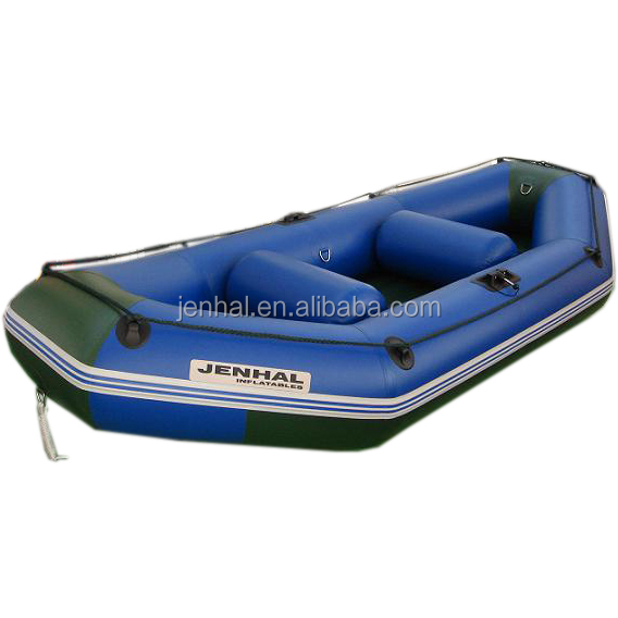 9ft 280cm small drifting boat fishing boat inflatable for Fishing rafts for sale