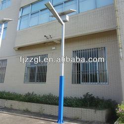 Germany standard solar street light aluminum frame for pv solar module solar street lamp