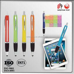 2015 advertising plastic flyer pen