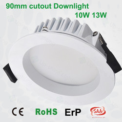 high power dimmable 18w/25w/35w smd lifud driver led down light