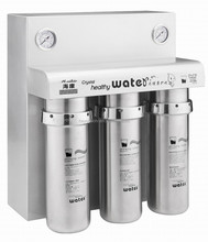 SS RO water filter system 200Gallon membrane without tank direct flow