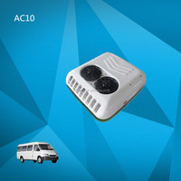 Roof top 12v&24v Mini van air conditioner with CE certification