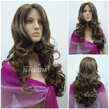 ZL516 hot selling fashion designs beauty long wigs for sale