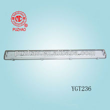 ip 65 2x36W floresan çin Zhejiang ışık parçaları fabrika