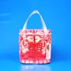 Transparent pvc plastic hand bag woman 2015