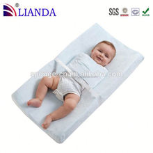 Cheap competitive price baby diaper changing washable mat