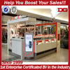 Shopping mall fashion mobile/ cell phone accessories kiosk