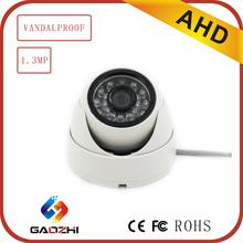 1.3 MP Outdoor IR- CUT COMS AHD CCTV Dome Camera