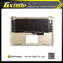 Customized Permanent Top Case with Keyboard for MacBook Pro A1398 Repair Parts Popular on Global