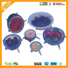 Factory price promotional cooking pot stretch lids