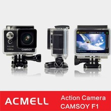 CAMSOY F1 Newest Full HD 1080P Night Vision Action Camera