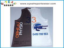 junior basketball jersey printed on youth team logo