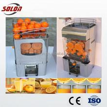 Small automatic lemon juice maker/orange juice making machine/citrus juice extractor