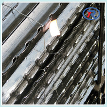 High quality Airport Fence y post.China factory bitumen coated steel y fence post alibaba com