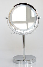 7 Inche Make-up mirror Table top magnifying lamp parts with 16 led lights and LED magnifying glass Bathroom Mirror