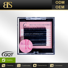 eyelash extension synthetic flat eyelash