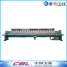 Digital embroidery machine for T-shirts