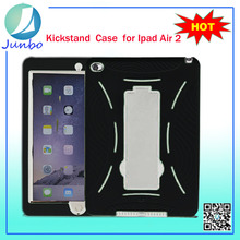 PC+Silicone 10 inch Tablet Hard Case for iPad Air 2