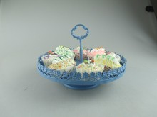 Cake stand iron / color printing wedding cake stand mini cake stand