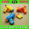 Game toy plastic ball shooting gun toy, soft bullet gun toy, sport toy can load candy with EN71