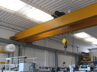 20 to 25 tons Double girder Electric Hoist Overhead Crane