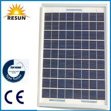 72W adhesive back thin film flexible solar panel