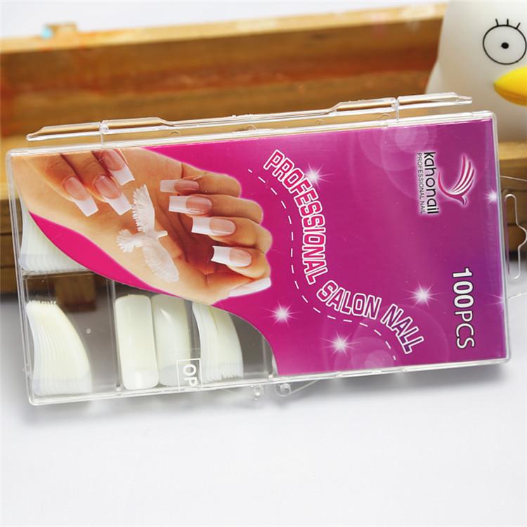 Curved Fingernails Artificial Fingernails Curved