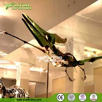 Flying Dinosaur Fossil Model