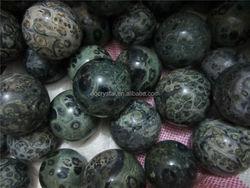2015 factory supply top quanlity jade crystal quartz ball