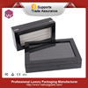 High glossy painting fancy cufflink packaging boxes