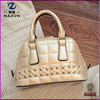 China suppliers two sides fashion PU cheap handbags from china online shopping