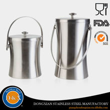 Chinese Facotry stainless steel small ice bucket