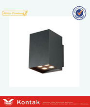 Home deco IP65 family bulkhead pc cover cheap wall lighting 6W
